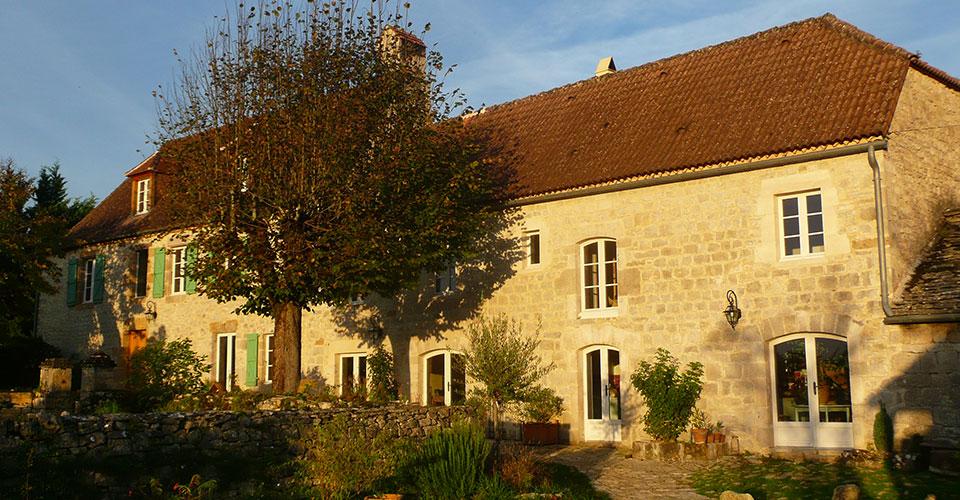 Maison d'hôtes en vallée de la Dordogne