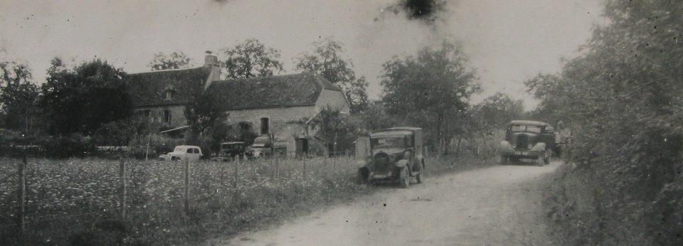 maison hotes 1930